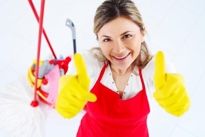 Уборка-чистый дом