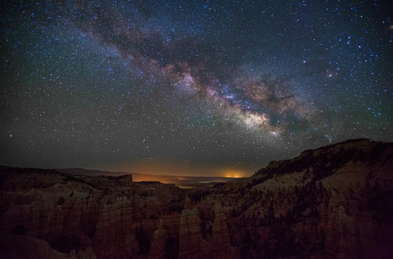 Звездное небо-фото