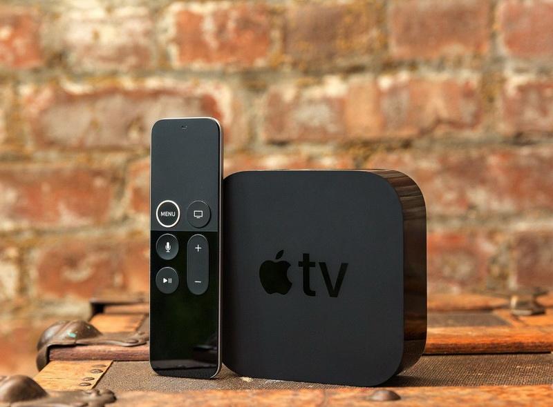 Apple TV 4K-поддержка Dolby Atmos