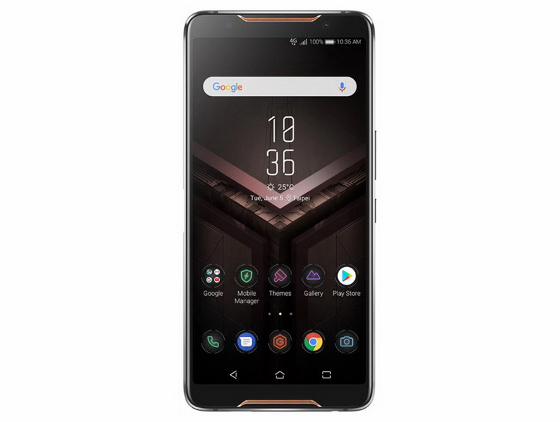 Asus ROG Phone ZS600KL-экран