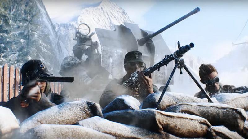 E3 2018-Battlefield V
