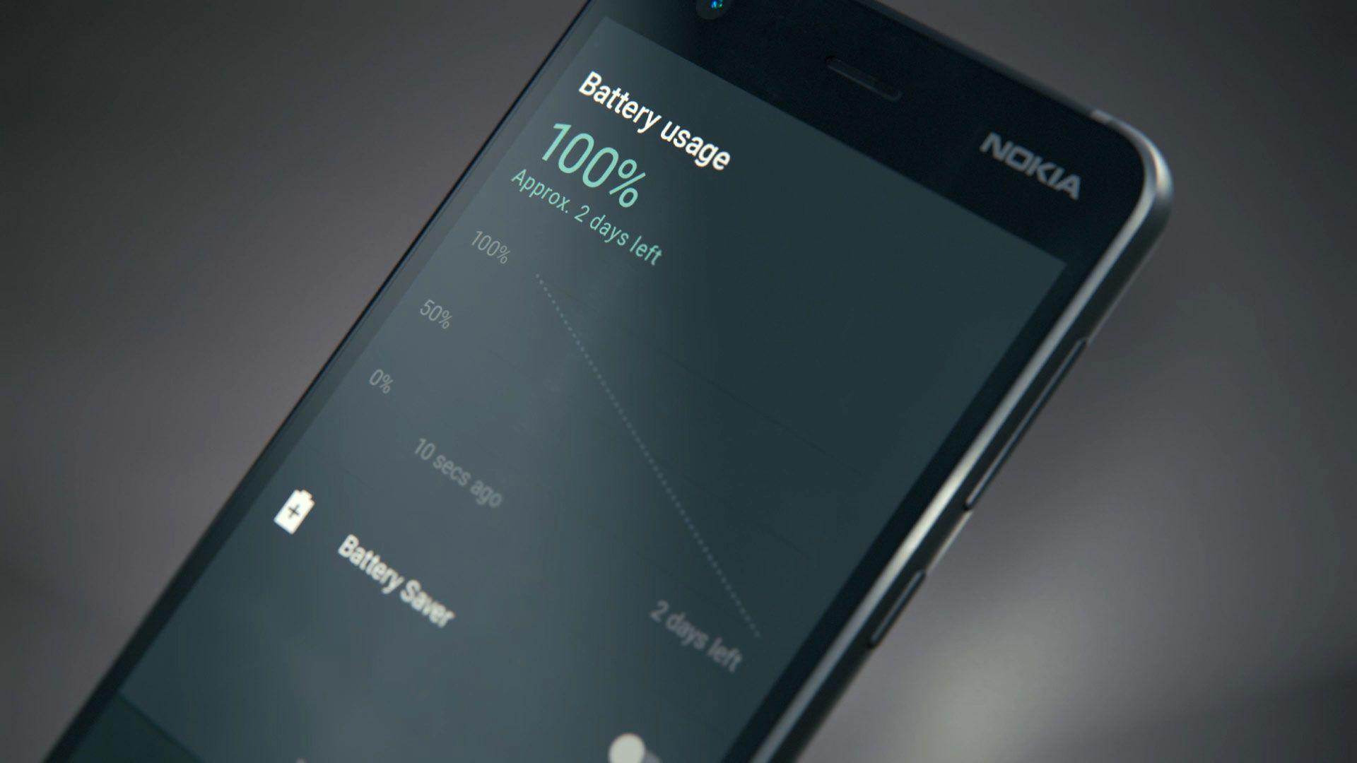 Новая линейка смартфонов Nokia. Nokia 5_3_2 2018 - смартфон Nokia 2 2018 батарея