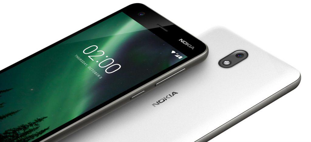 Новая линейка смартфонов Nokia. Nokia 5_3_2 2018 - смартфон Nokia 2 2018