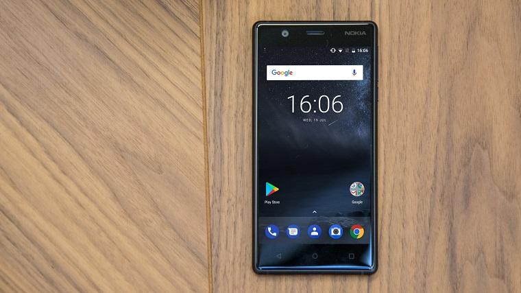 Новая линейка смартфонов Nokia. Nokia 5_3_2 2018 - смартфон Nokia 3 2018