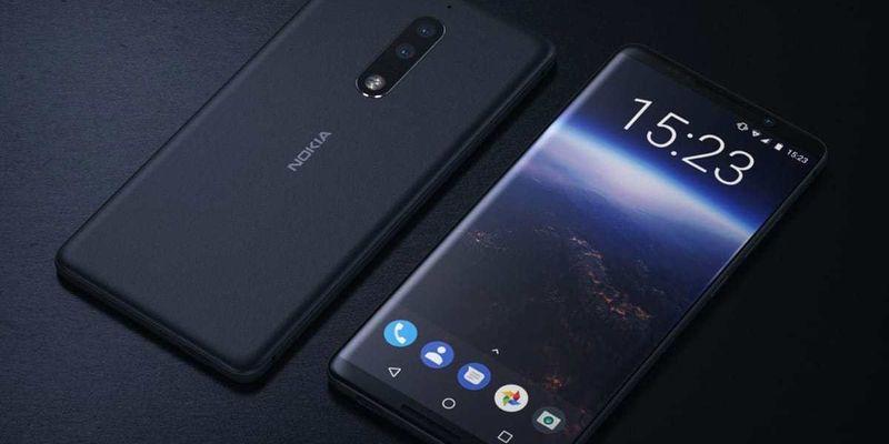 Новая линейка смартфонов Nokia. Nokia 5_3_2 2018 - смартфоны Nokia