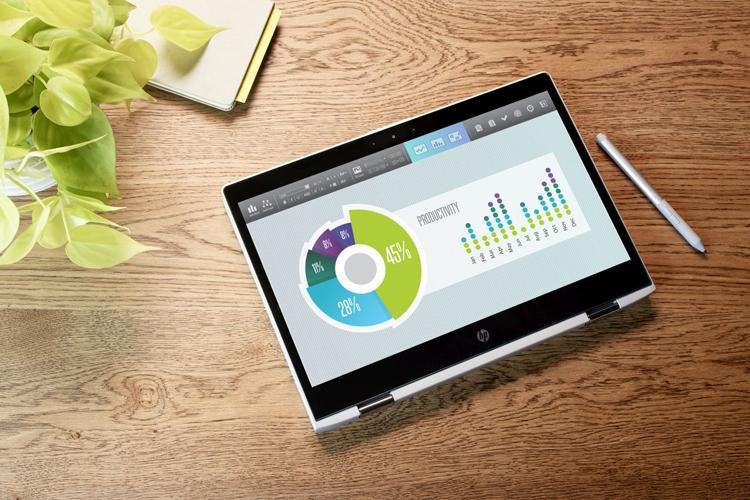 Новинки Computex-2018-HP ProBook x360 400 G1