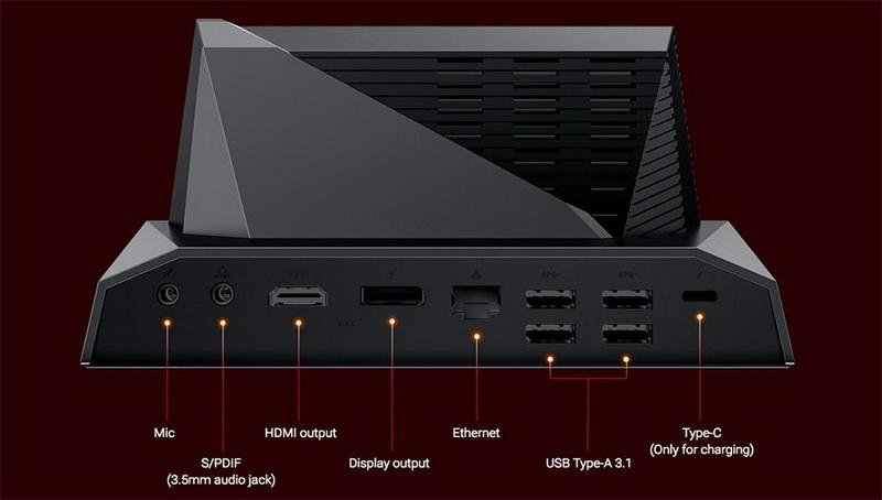 Новинки Computex-2018-Mobile Desktop Dock