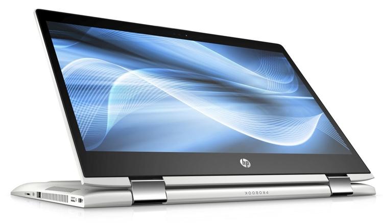 Новинки Computex-2018-ноутбук бизнес-класса HP ProBook x360 400 G1 режим использования