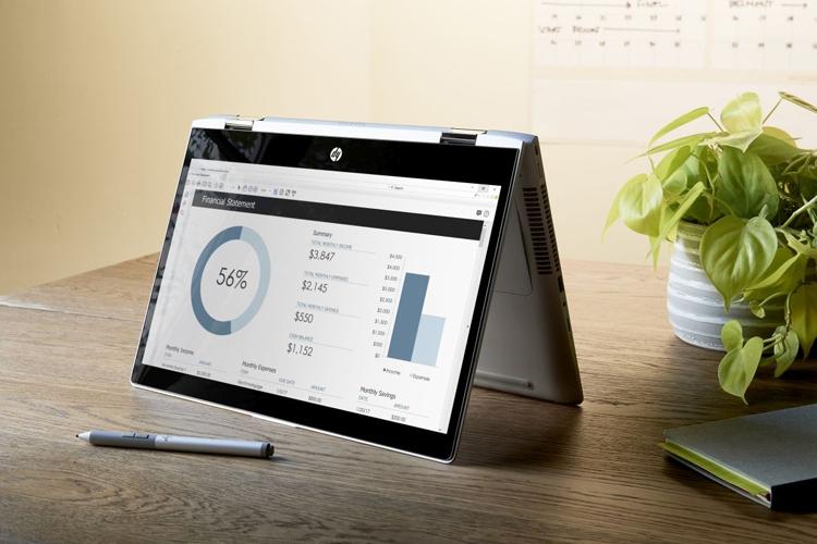 Новинки Computex-2018-ноутбук бизнес-класса HP ProBook x360 400 G1