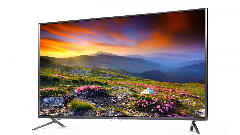Топ-5 телевизоров со смарт тв - Kivi 43UK30G с ярким изображением