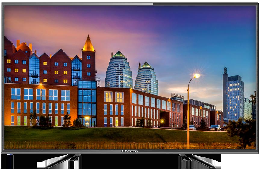 Топ-5 телевизоров со смарт тв - Liberton 32HE1HDTA