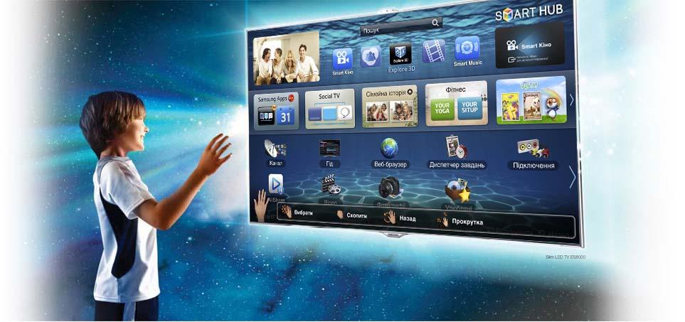 Топ-5 телевизоров со смарт тв - умный телевизор