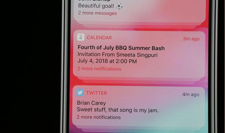 WWDC 2018 Apple-Siri фото с мероприятия