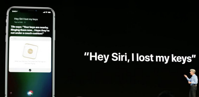 WWDC Apple-Siri