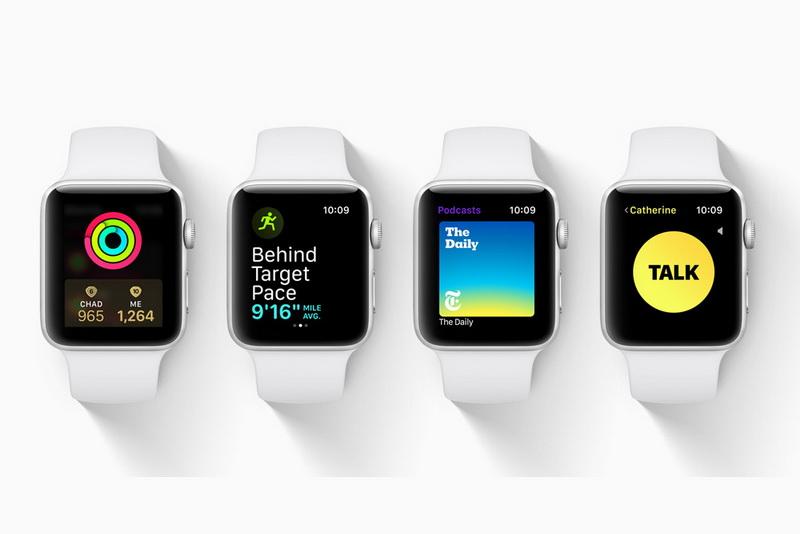 WWDC от Apple-watchOS 5 и SMART-часы