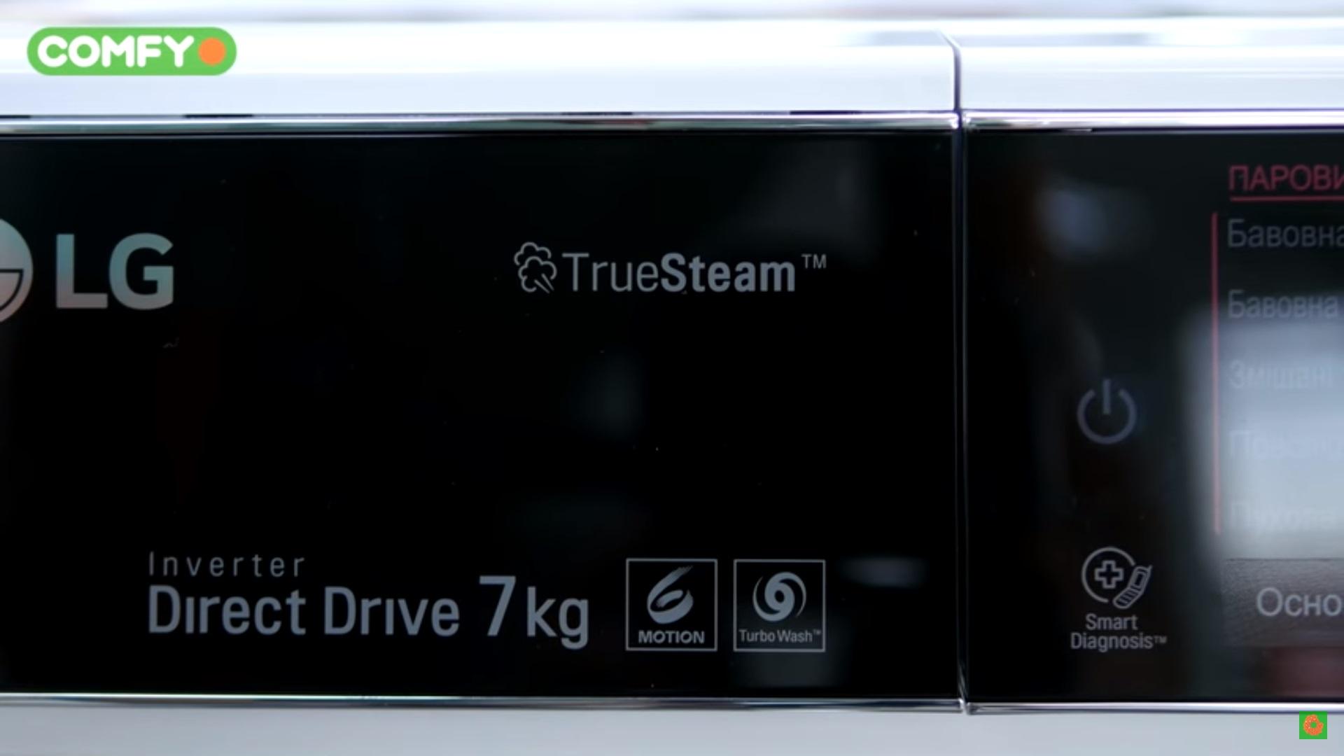 Зачем нужна функция ПАР в стиральных машинах - true steam
