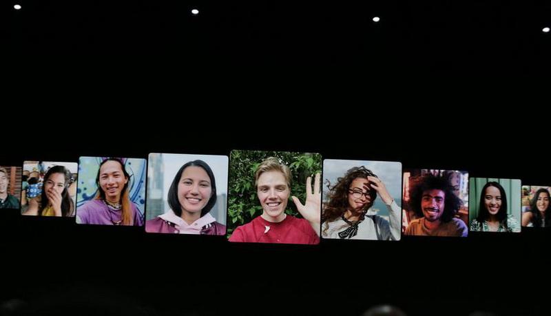 iOS 12-FaceTime