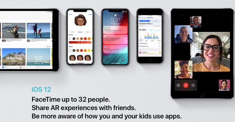 iOS 12-как изменятся iPhone и iPad