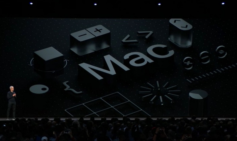macOS Mojave-фото