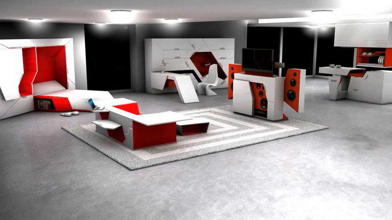 Boxetti-Furniture Concept