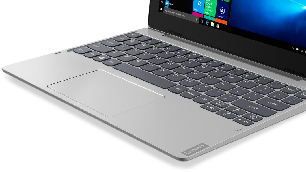 Бюджетный планшет-трансформер IdeaPad D330 на платформе Intel Gemini Lake от Lenovo - клавиатура планшета