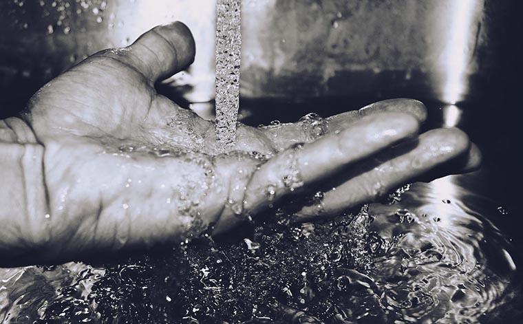 Чистая вода дома