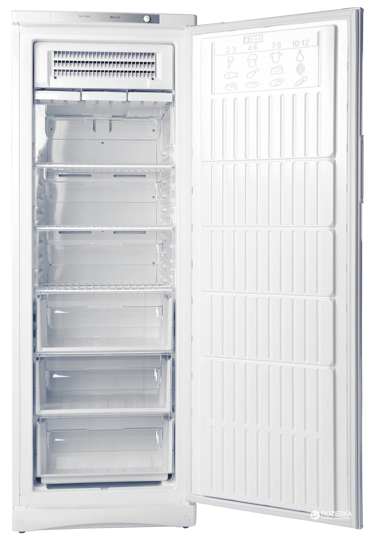 Для фанатов мороженого_топ морозильных камер, с которыми не пропадёшь летом - Indesit NUS 16.1 AA NF H(UA)