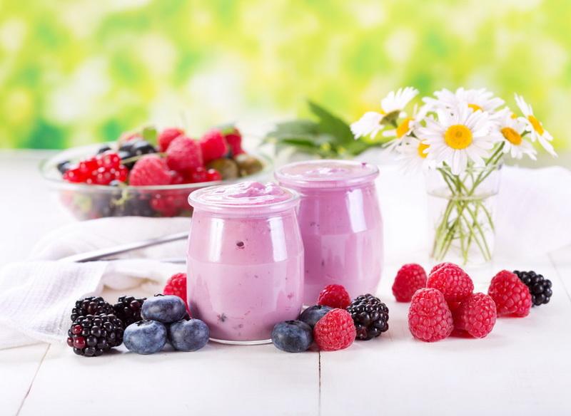 Домашний йогурт-фото