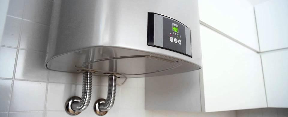 Горячая вода в радость не только зимой_правила выбора водонагревателя - электронное управление водонагревателем