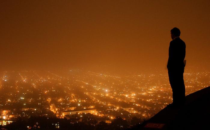 Ночная прогулка-фото