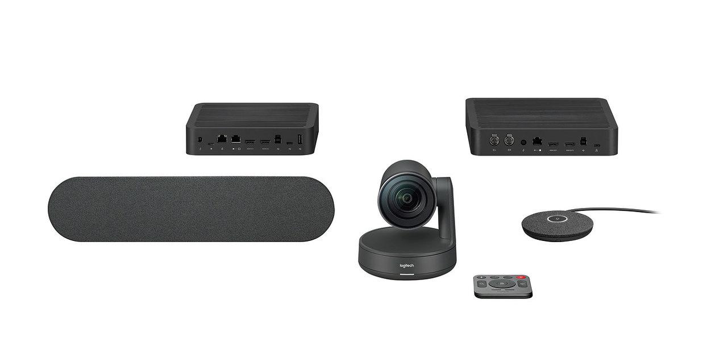 Новая камера для видеоконференций Logitech Rally - модульная система