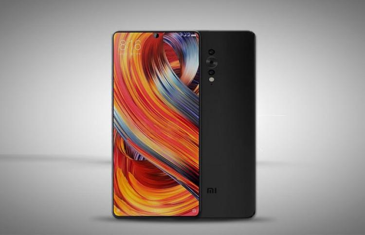 Новинка! Выдвижная фронтальная камера у Xiaomi Mi Mix 3 - безрамочный экран нового сяоми
