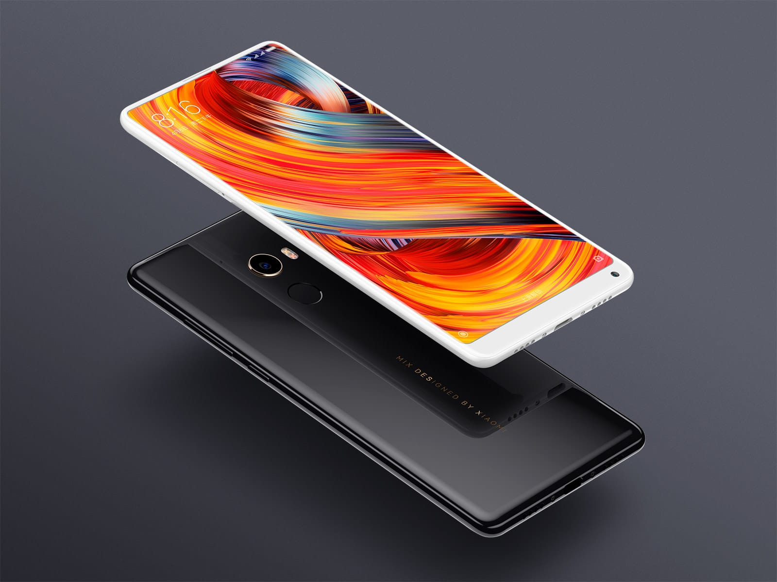 Новинка! Выдвижная фронтальная камера у Xiaomi Mi Mix 3 - новый флагман от сяоми