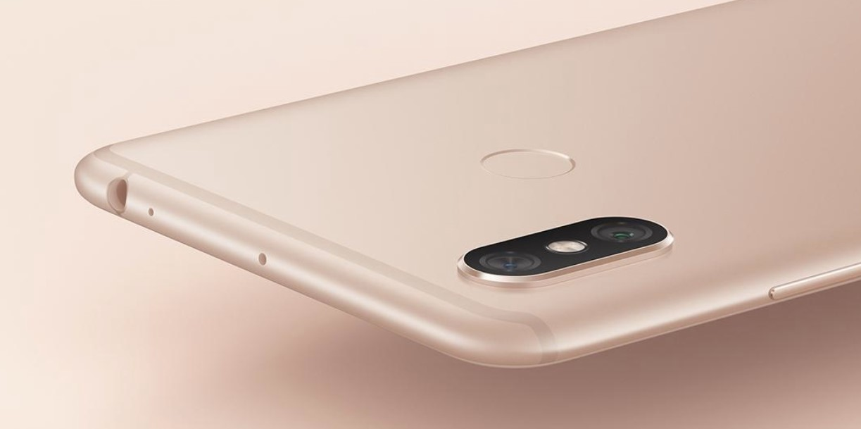 Новые золотистые Xiaomi Mi Max 3_изображение уже в сети - двойная камера золотого смартфона