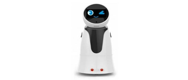 Робот подмигиватель