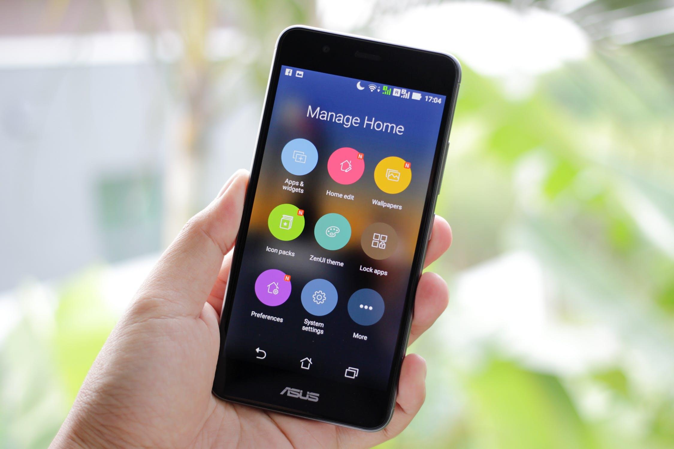 Секреты Android и его скрытые функции - разблокированный смартфон