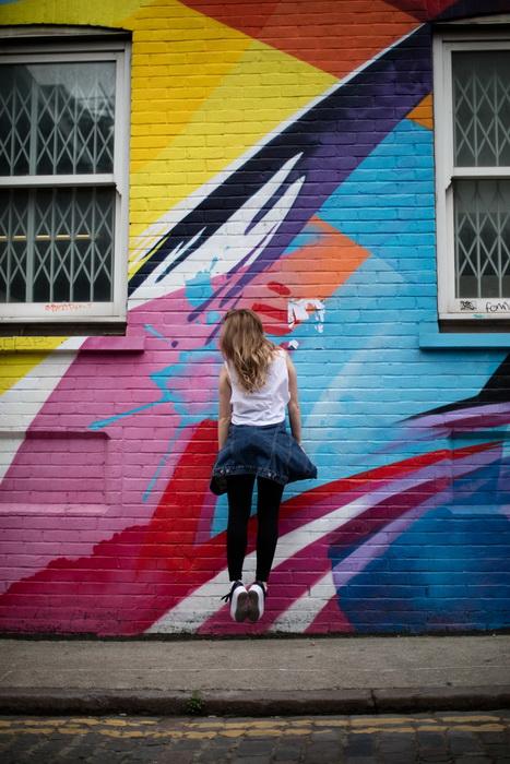 Стрит-арт-лето в городе