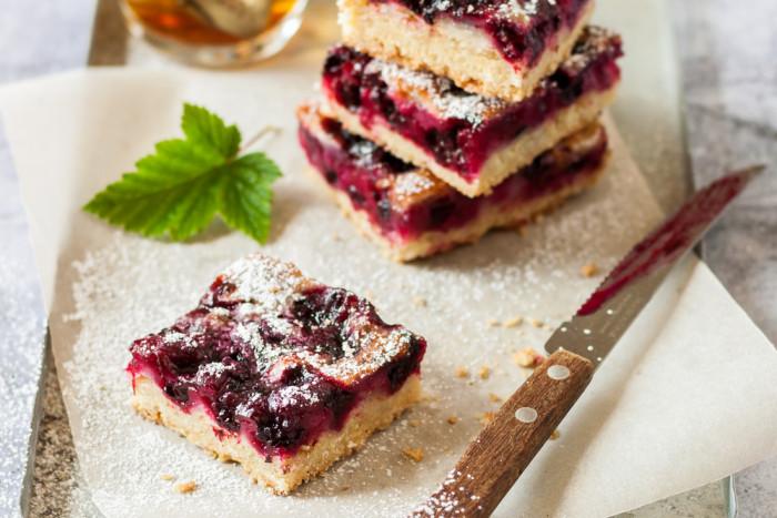 Тарт-десерт в мультиварке