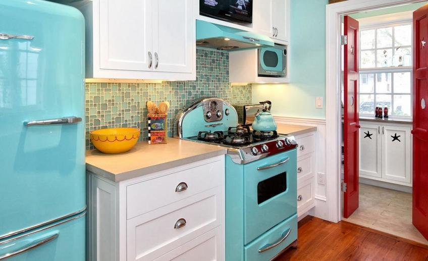 Топ-5 самой полезной техники на кухне - интерьер кухни