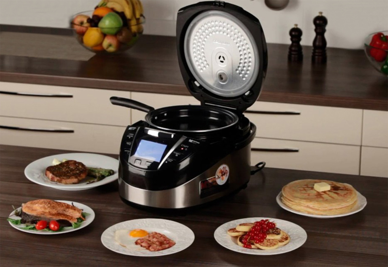 Топ-5 самой полезной техники на кухне - мультиварка на кухне