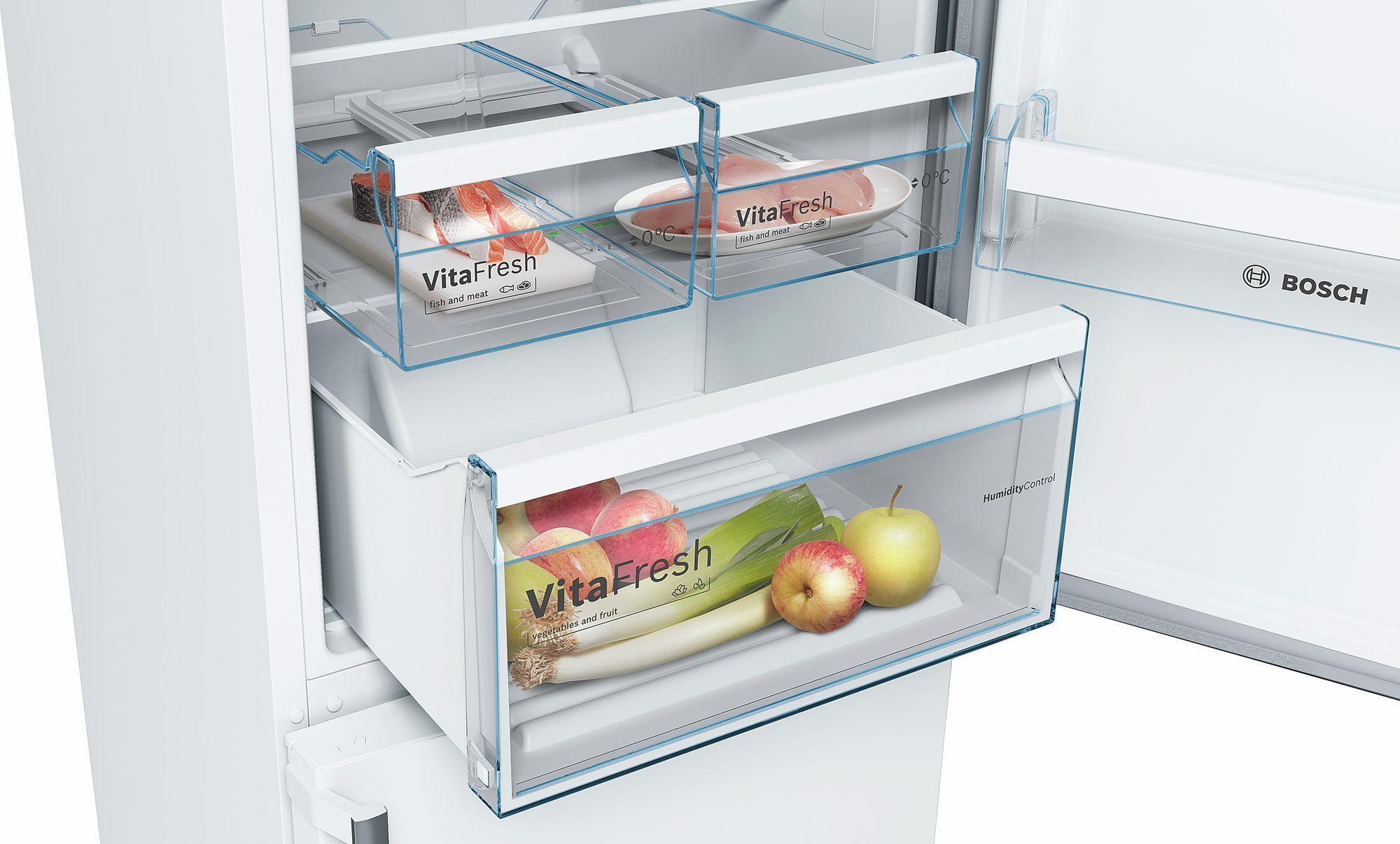 Топ-7 холодильников для всей семьи - Bosch KGN39VW306