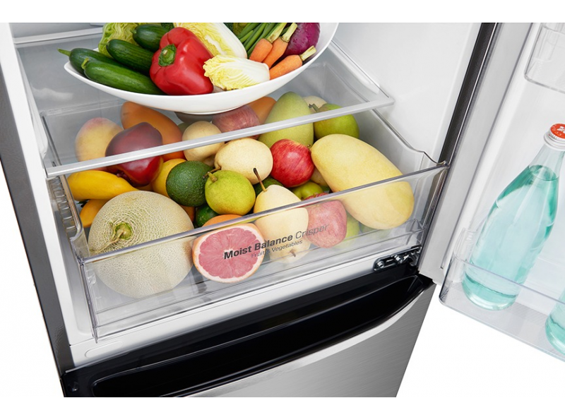 Топ-7 холодильников для всей семьи - LG GA-B429SMQZ