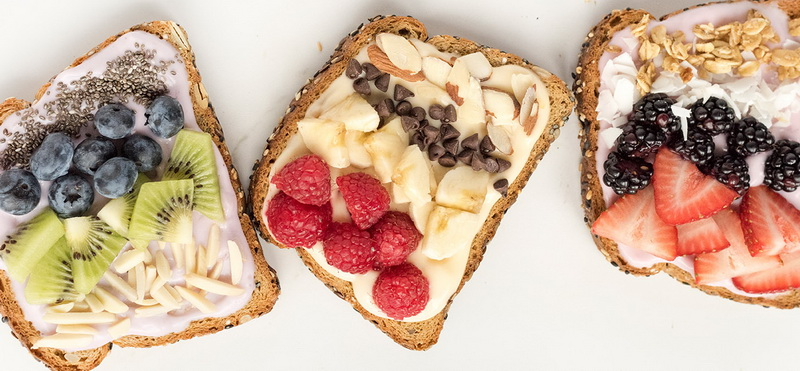 Yogurt Toasts-photo