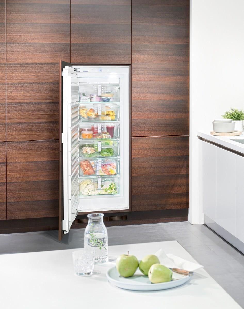 Запасайся вкусностями на круглый год_выбираем морозилку для фруктов - встроенная морозильная камера