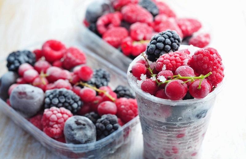 Запасайся вкусностями на круглый год_выбираем морозилку для фруктов - замороженные фрукты и ягоды