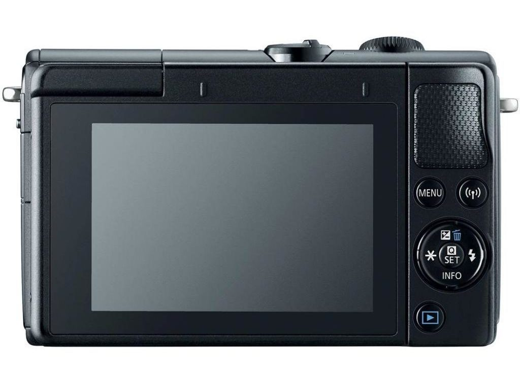 Запомните свой отпуск_фотоаппараты, которые можно взять с собой для потрясающих фотоснимков - Canon EOS M100 + 15-45 IS STM