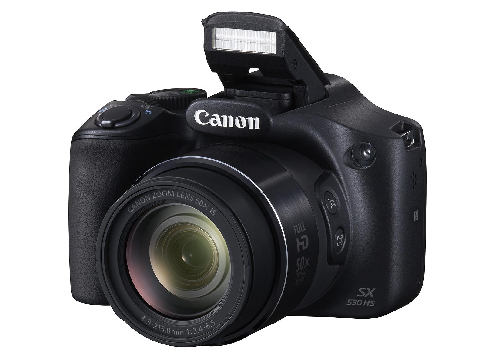 Запомните свой отпуск_фотоаппараты, которые можно взять с собой для потрясающих фотоснимков - Canon PowerShot SX530 IS HS