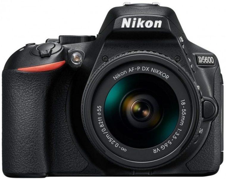 Запомните свой отпуск_фотоаппараты, которые можно взять с собой для потрясающих фотоснимков - Nikon D5600 Kit AF-P 18-55mm VR