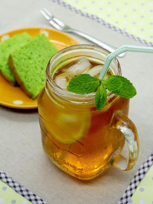 ice lemon-tea
