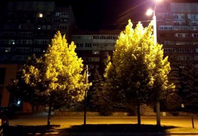 Фото, сделанное ночью